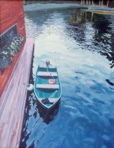 Tin Boat