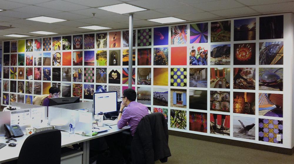 Start-Up Tech Business Head Office