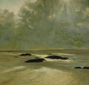 Islands in Silhouette